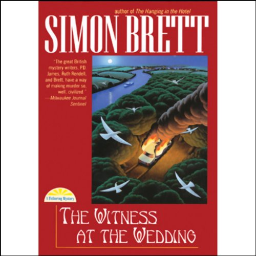 Witness at the Wedding audiobook cover art