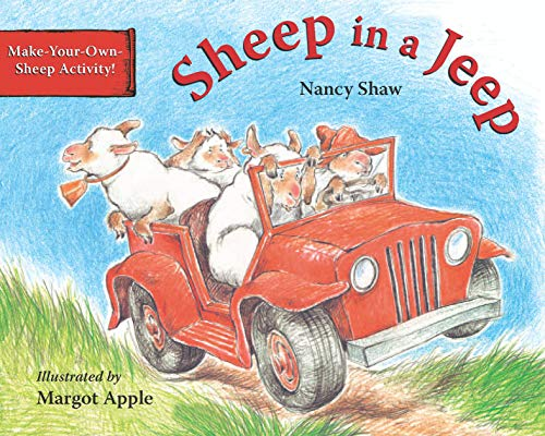 Sheep In A Jeep by Shaw, Nancy ebook deal