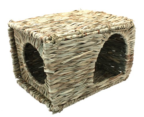 'Nature First' Small Animal Grassy Hideaway Toy, Large