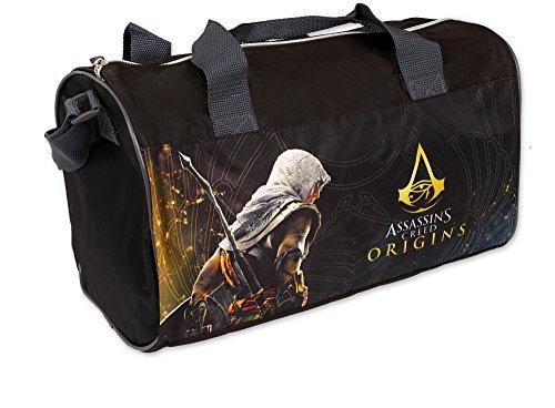 Ubisoft Assassin's Creed Origins Sporttasche (Schwarz)