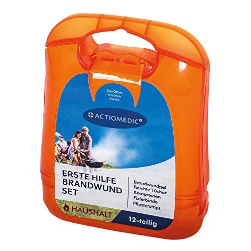 Actiomedic® Brandwundset Mini 12-teilig