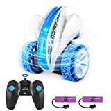 HOLIFLY Remote Control Car for Kids - RC Stunt Car for Boy Toys, 360 Degree Rotation Flip and Roll,...
