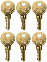 Bobrick Cat 74 Keys - Pack of 6 Keys