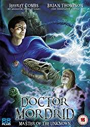 Doctor Mordrid (1992) is available on R0 DVD from Amazon.co.uk