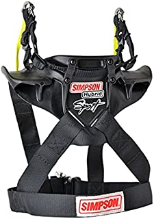 Simpson HS.XSM.11 Hybrid Sport Head and Neck Restraints, XS
