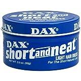 Dax Short & Neat Light Hair Dress 3.5oz (2 Pack) by DAX