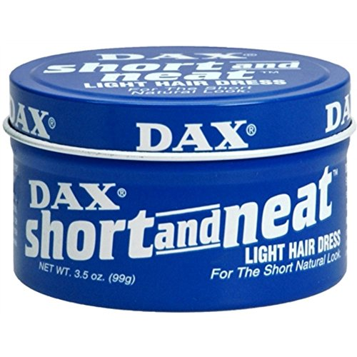 Dax Short & Neat Light Hair Dress 3.5oz (2 Pack) by DAX