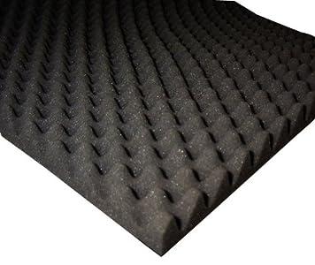 ETT - Espuma corrugada para cajas, 50x 100x 3cm