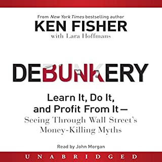 Debunkery audiobook cover art