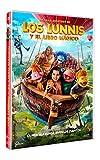 La gran aventura de los lunnis y el libro mágico - DVD