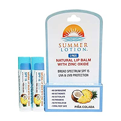Natural Lip Balm with