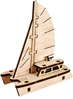 [ 3D PUZZLE ] YOUNGMODELER Wooden Model Kit