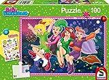 Schmidt Spiele 56323 Bibi Blocksberg - Puzzle Infantil (100 Piezas), diseño de ovejas