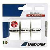 Babolat Pro Team Sp X 3 Schlägerzubehör, Unisex, 653042, weiß, Einheitsgröße