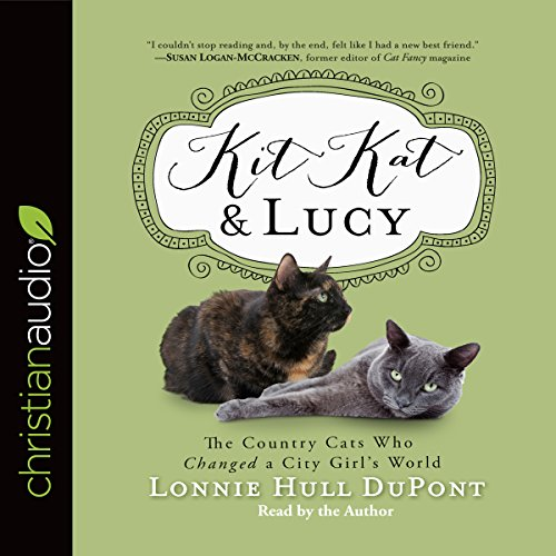 Kit Kat & Lucy audiobook cover art