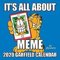 Garfield 2020 Wall Calendar