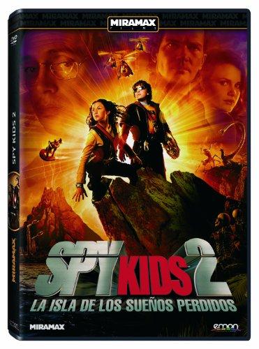 Spy Kids 2: La Isla De Los Sueños Perdidos [DVD]