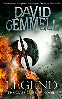 Legend (Drenai Book 1) by [David Gemmell]