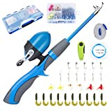 Best Fishing Pole For Kids - Lvaen Kids Fishing Pole Telescopic Fishing Pod All-in-One Review