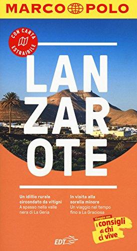 Lanzarote. Con atlante stradale