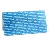 Thesaurus Words Checkbook Cover