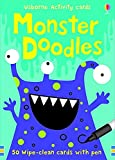 Monster Doodles (Doodle Cards)
