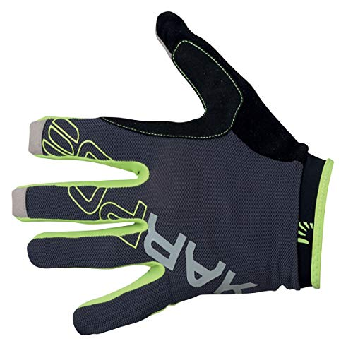 Karpos Rapid Glove – Dark Grey/Green, xxl