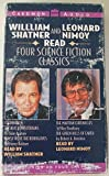William Shatner and Leonard Nimoy read four science fiction classics