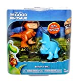 Disney the Good Dinosaur Butch and Mary Alice Mini Figure 2-Pack