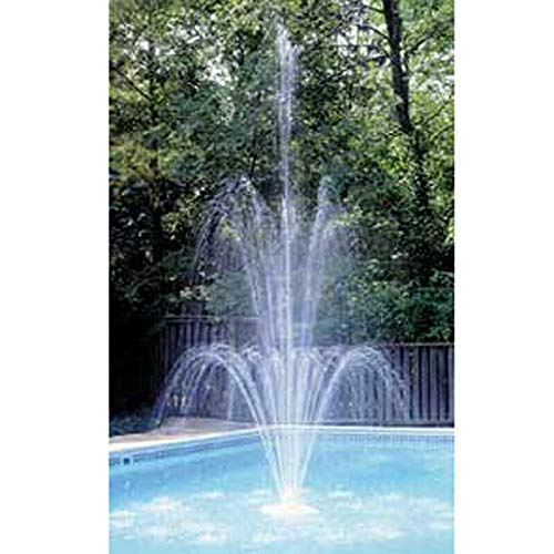 SuperDi New! Grecian 3-Tier Floating Aboveground or Inground Swimming Pool Fountain