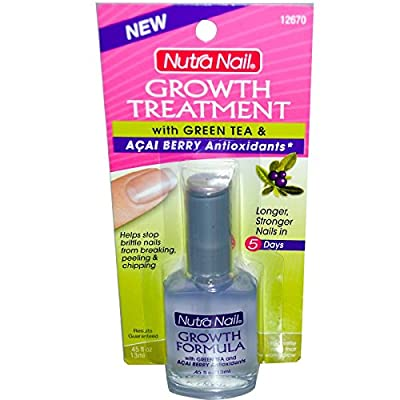 Nutra Nail Growth Formula