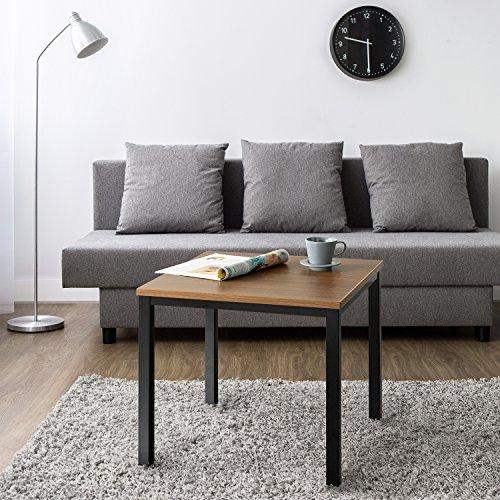 Zinus Dane Modern Studio Collection Soho End Table, Brown