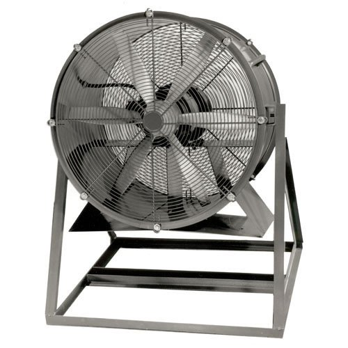 Great Price! Americraft 30 TEFC Aluminum Propeller Fan With Medium Stand 1 HP 11200 CFM