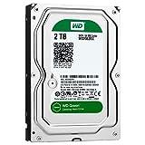 "Western Digital 2TB 3.5"" HDD SATA III - 6Gb/s, 5400 RPM, 64MB Cache"