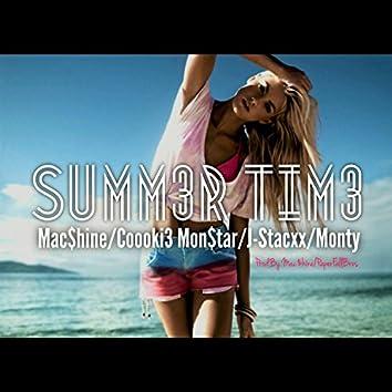 Summertime (feat. Coookie MonStar, J-Stacxx & Monty)