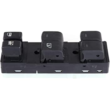 Amazon Com Power Window Switch Master Control Switch Compatible For 2007 2012 Nissan Altima Front Left Driver Side Replace 25401 Zn50c Automotive