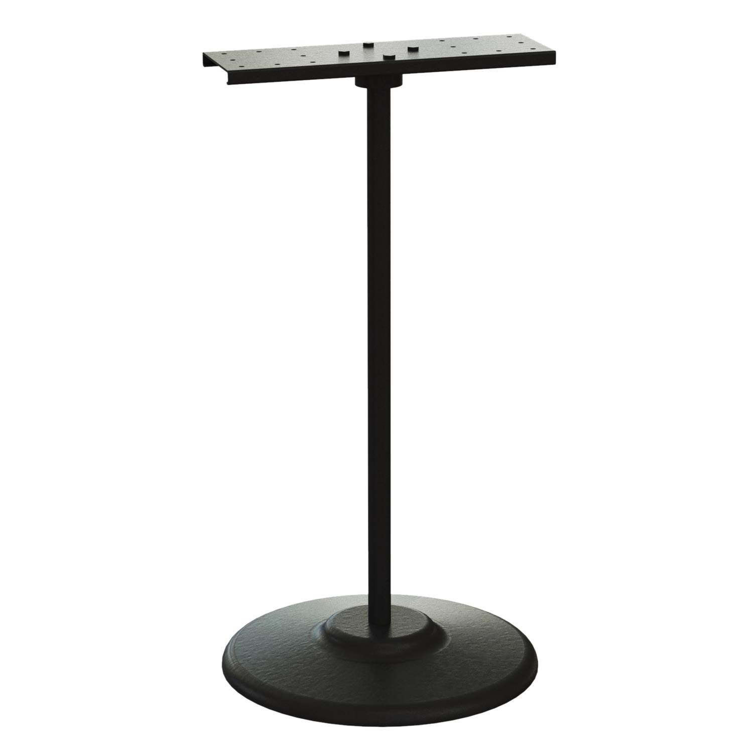 Double Black Metal Stand Mesa Mall for Machines Gumball Vending Candy 100% quality warranty! Bulk