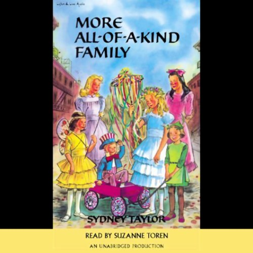 More All-of-a-Kind Family audiobook cover art
