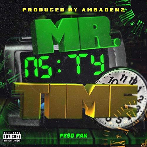 Mr. Nasty Time [Explicit]