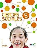 Ciencias Sociales 5. (Aprender es crecer en conexión) - 9788467885798