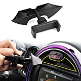 Topteng Dashboard Phone Holder for Car, Dashboard Slot Phone Holder Mount fits for BMW Mini Cooper F54 F55 F56 F57 F60, Please Check The Size and Model Before Ordering