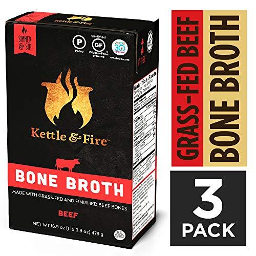 Kettle & Fire Bone Broths