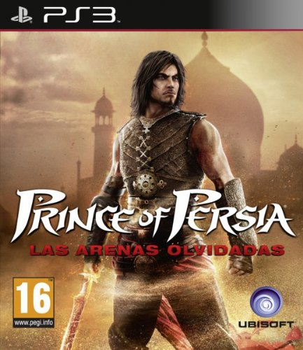 Ubisoft Prince of Persia: The Forgotten Sands videogioco PlayStation 3 ESP