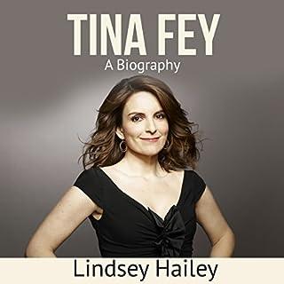 Tina Fey audiobook cover art