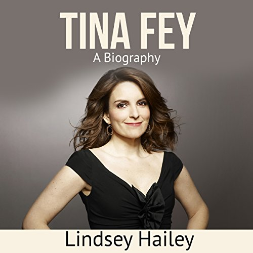 Tina Fey audiobook cover art