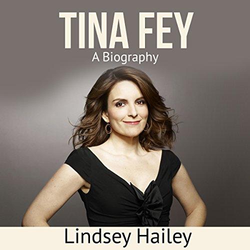 Tina Fey cover art