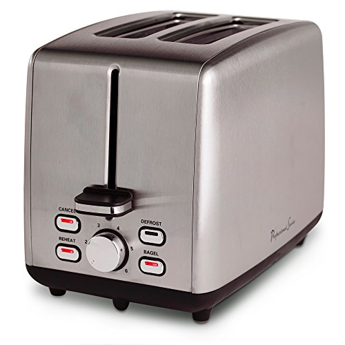 Professional Series Toaster PS77411, 2-Slice, Stainless Steel