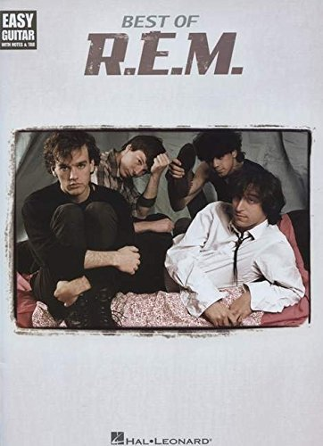 Best Of R.E.M. - Easy Guitar With Tab by R.E.M. (2013-01-01)