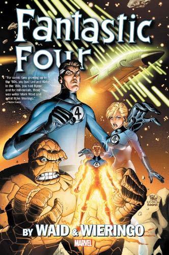 Fantastic Four By Waid and Wieringo Omnibus: Fantastic Four By Waid & Wieringo Omnibus: 1