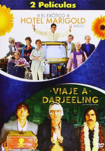 El Exótico Hotel Marigold/ Viaje A Darjeeling - Duo [DVD]